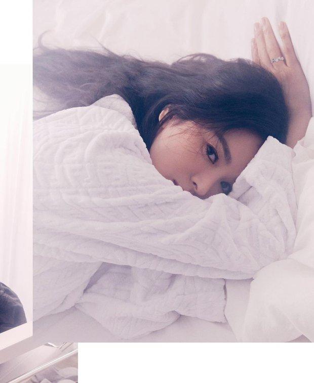 Vạn vật đổi thay riêng nhan sắc Song Hye Kyo là bất biến, nhìn ảnh tạp chí mới mà dân tình gào rú: Đẹp, đẹp, đẹp quá đáng! - Ảnh 5.