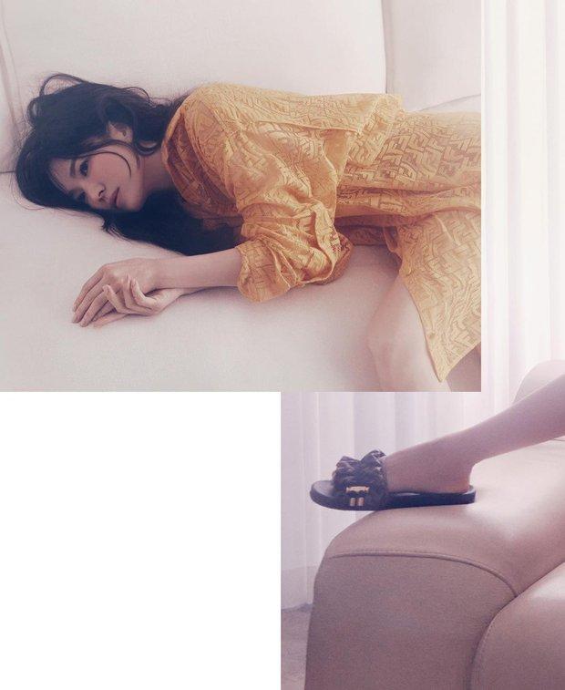 Vạn vật đổi thay riêng nhan sắc Song Hye Kyo là bất biến, nhìn ảnh tạp chí mới mà dân tình gào rú: Đẹp, đẹp, đẹp quá đáng! - Ảnh 8.