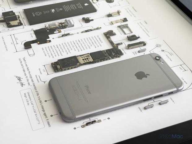 """Mổ bụng xem """"nội tạng"""" của những mẫu iPhone để thấy Apple đã tỉ mỉ và cầu toàn đến thế nào! - Ảnh 15."""