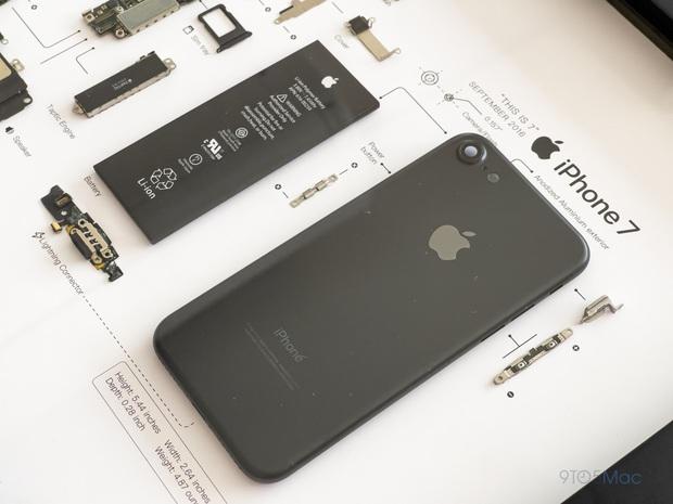 """Mổ bụng xem """"nội tạng"""" của những mẫu iPhone để thấy Apple đã tỉ mỉ và cầu toàn đến thế nào! - Ảnh 21."""