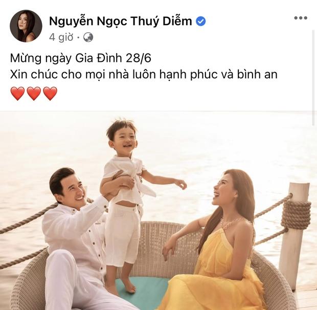 Ngập trời sao Vbiz chia sẻ nhân ngày Gia đình Việt Nam: Đoan Trang khoe hội anh em nhà người ta, H'Hen Niê - Tiểu Vy chung 1 nỗi lòng - Ảnh 12.