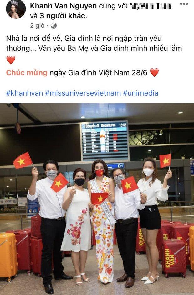Ngập trời sao Vbiz chia sẻ nhân ngày Gia đình Việt Nam: Đoan Trang khoe hội anh em nhà người ta, H'Hen Niê - Tiểu Vy chung 1 nỗi lòng - Ảnh 7.