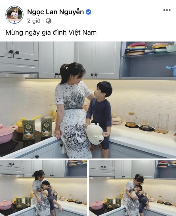 Ngập trời sao Vbiz chia sẻ nhân ngày Gia đình Việt Nam: Đoan Trang khoe hội anh em nhà người ta, H'Hen Niê - Tiểu Vy chung 1 nỗi lòng - Ảnh 11.
