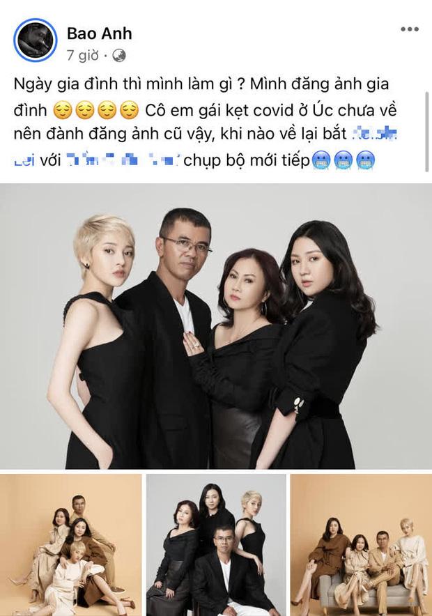 Ngập trời sao Vbiz chia sẻ nhân ngày Gia đình Việt Nam: Đoan Trang khoe hội anh em nhà người ta, H'Hen Niê - Tiểu Vy chung 1 nỗi lòng - Ảnh 16.