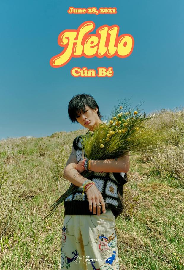 Page chính thức của SM đăng poster ghi hẳn Minh Kon Tum, thành viên NCT đã đổi nghệ danh sau thành công tại Olympia? - Ảnh 5.