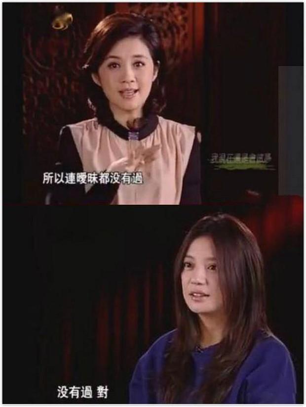 3 lần thẳng thừng từ chối lời tỏ tình của Huỳnh Hiểu Minh, Triệu Vy tiết lộ lý do ngay trên sóng truyền hình - Ảnh 3.