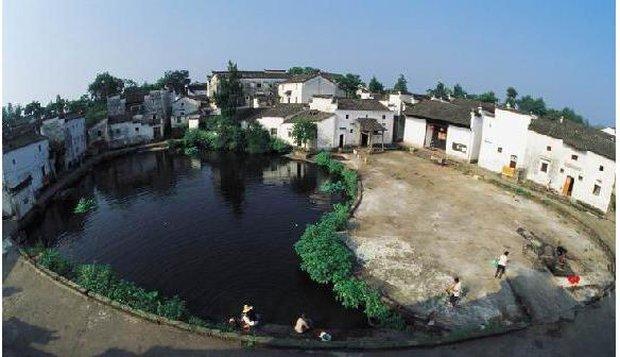 Ngôi làng ở Trung Quốc vào được nhưng không ra được, chuyên gia kinh ngạc: Người xưa quả thực cao tay! - Ảnh 1.
