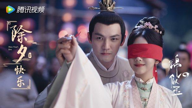 So kè 4 phim Trung hot nhất nửa đầu 2021: Nhiệt Ba - Triệu Lệ Dĩnh giành nhau vé chót bảng, hạng 1 bất khả chiến bại! - Ảnh 3.