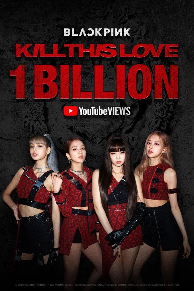 Top 5 MV Kpop đạt 1 tỷ view nhanh nhất mọi thời đại, riêng vị trí số 1 cho cả BTS và BLACKPINK hít khói - Ảnh 2.