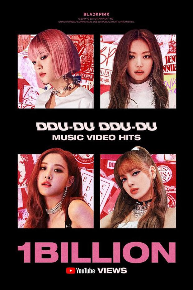 Top 5 MV Kpop đạt 1 tỷ view nhanh nhất mọi thời đại, riêng vị trí số 1 cho cả BTS và BLACKPINK hít khói - Ảnh 3.