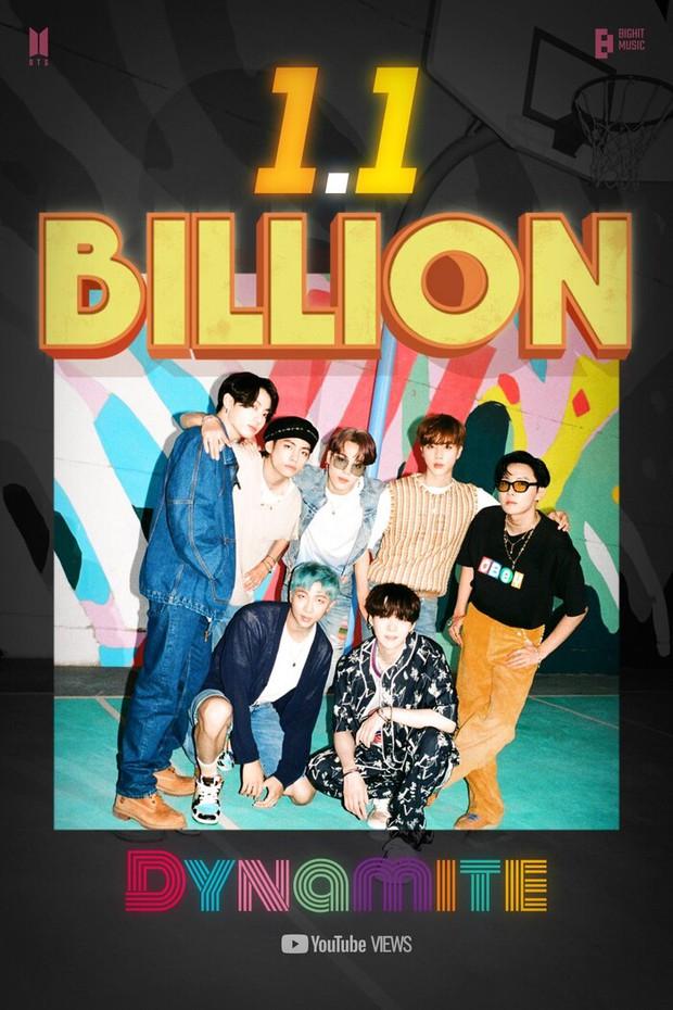 Top 5 MV Kpop đạt 1 tỷ view nhanh nhất mọi thời đại, riêng vị trí số 1 cho cả BTS và BLACKPINK hít khói - Ảnh 4.
