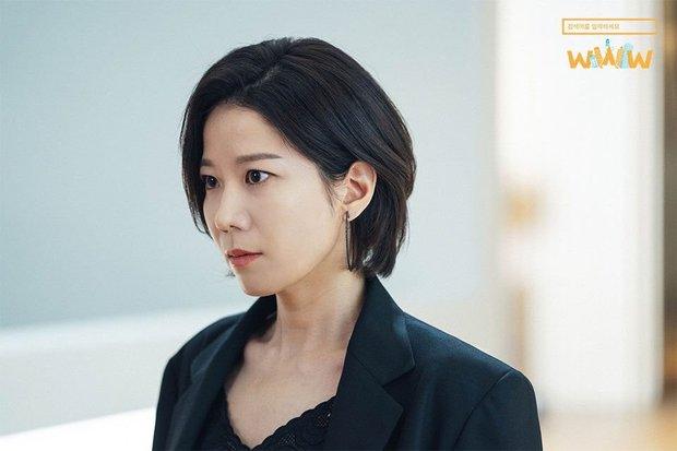 40 mỹ nhân màn ảnh Hàn khiến hội đồng tính nữ chết mê: Mợ cả Mine mất top 1 vào tay nàng thơ cảnh nóng - Ảnh 7.