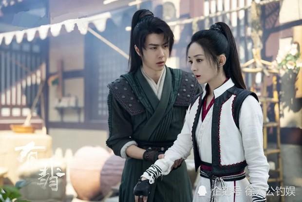 So kè 4 phim Trung hot nhất nửa đầu 2021: Nhiệt Ba - Triệu Lệ Dĩnh giành nhau vé chót bảng, hạng 1 bất khả chiến bại! - Ảnh 4.