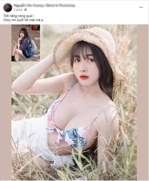 Cộng đồng ngớ người với hình ảnh mới của Quỳnh Alee, tâm điểm chú ý chính là vòng một khủng - Ảnh 1.