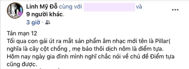 Diva Mỹ Linh viết tâm thư gửi Mỹ Anh khi tung MV mới, phản ứng thế nào khi con gái lần đầu xăm mình? - Ảnh 3.