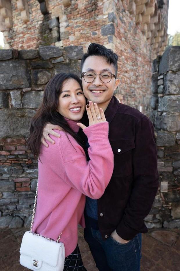 HOT: Hoa hậu Thu Hoài và bạn trai kém 10 tuổi chính thức thành vợ chồng hợp pháp, hé lộ luôn ảnh cưới cực tình! - Ảnh 7.