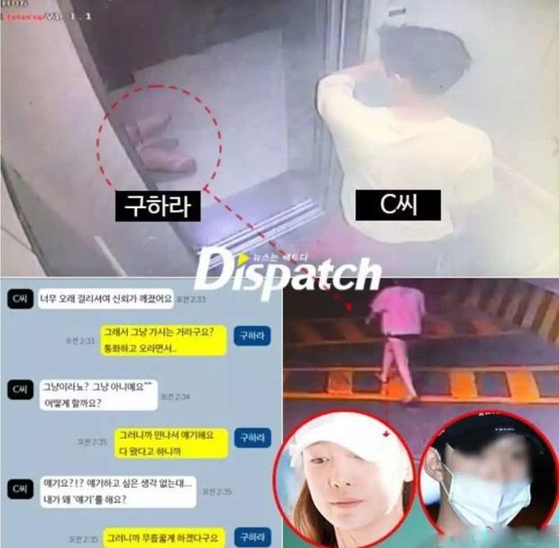 Mỹ nhân Hàn bị bạo hành: Mỹ nhân Hậu Duệ Mặt Trời - Goo Hara bị đánh dã man, rùng mình Choi Jin Sil tự tử liên hoàn và sao nữ sảy thai - Ảnh 9.