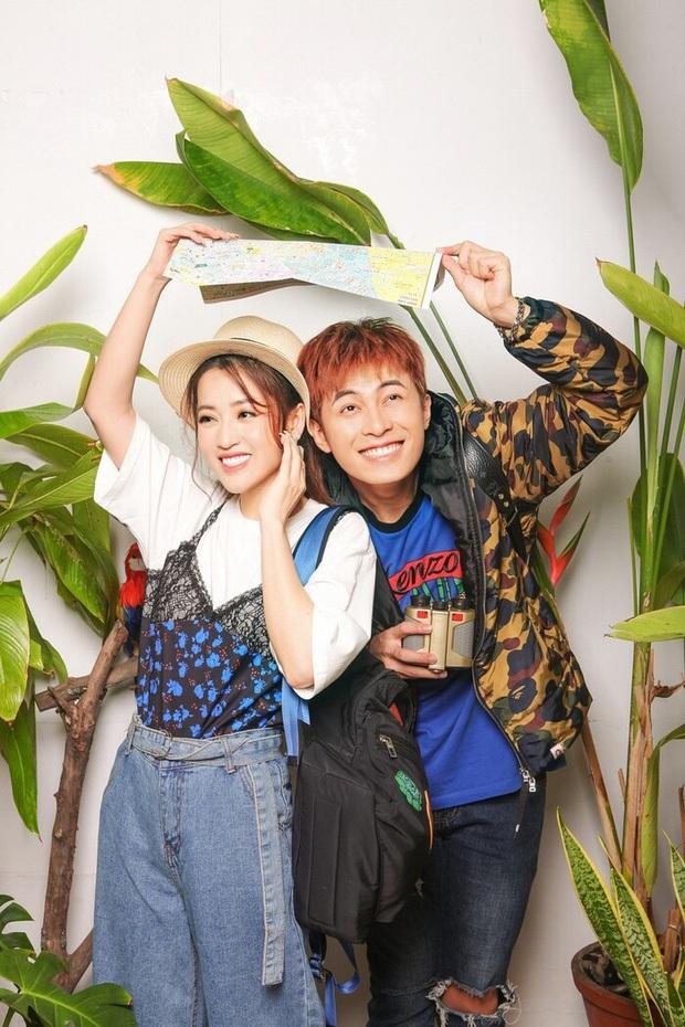 Đợi mãi, cuối cùng Puka và Gin Tuấn Kiệt đã trực tiếp cùng nhau lên tiếng về loạt tin đồn tình ái - Ảnh 5.