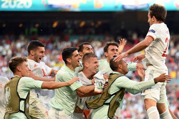 Tây Ban Nha phá 3 kỷ lục Euro chỉ trong một trận - Ảnh 1.