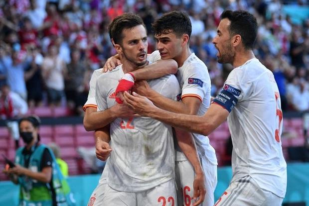Tây Ban Nha phá 3 kỷ lục Euro chỉ trong một trận - Ảnh 2.