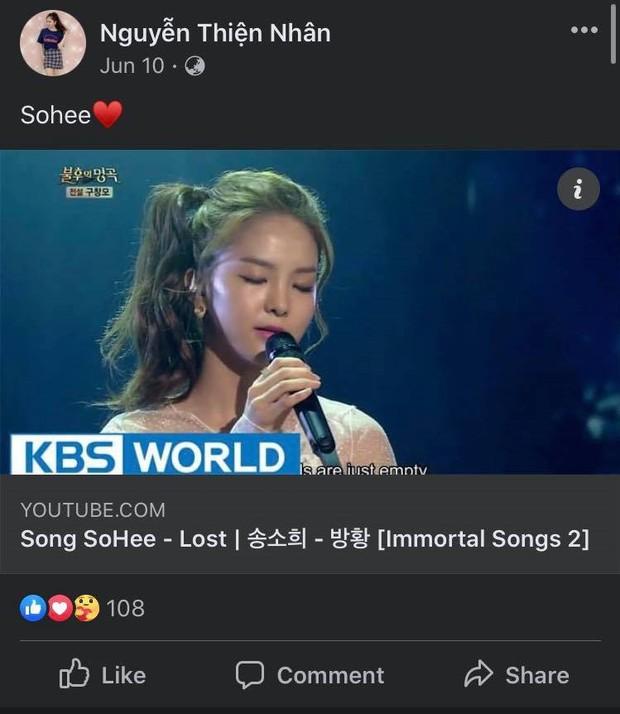 Bé Đu Đủ Thiện Nhân rụt rè ngày nào đã trổ mã thành thiếu nữ xinh đẹp, thích cả nhạc Hàn Quốc - Ảnh 9.