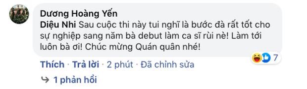 Quá trời rồi: Dương Hoàng Yến tổ chức thi cover hit mới, và người ẵm luôn giải Nhất 5 triệu là Diệu Nhi! - Ảnh 7.