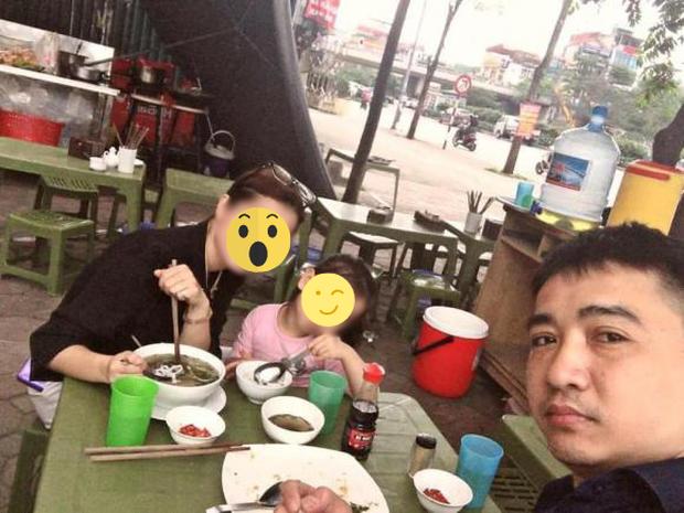Cô Xuyến Hoàng Yến tung ảnh chồng cũ đưa con đi ăn với người tình, netizen soi Facebook cô gái thấy ngay status đá xéo? - Ảnh 3.