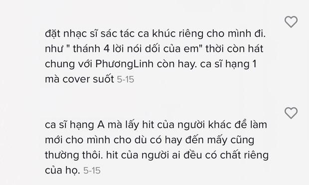 Hà Anh Tuấn cover hit huyền thoại của Khánh Phương: Người khen đẳng cấp, kẻ khịa ca sĩ hạng A toàn đi cover? - Ảnh 7.