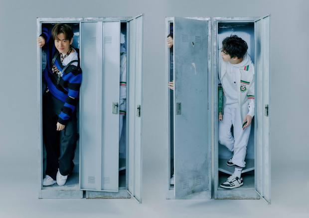 EXO tung ảnh comeback tự chụp cho nhau: Visual lão hóa ngược, tưởng ngầu mà hóa ra cute xỉu - Ảnh 22.