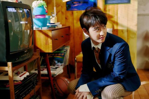 EXO tung ảnh comeback tự chụp cho nhau: Visual lão hóa ngược, tưởng ngầu mà hóa ra cute xỉu - Ảnh 17.
