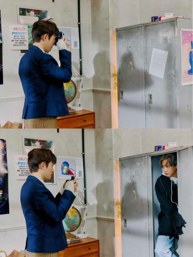 EXO tung ảnh comeback tự chụp cho nhau: Visual lão hóa ngược, tưởng ngầu mà hóa ra cute xỉu - Ảnh 24.
