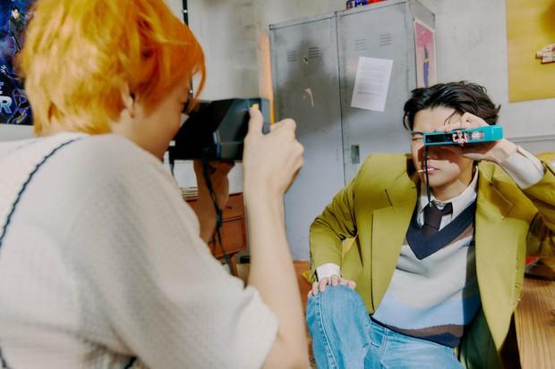 EXO tung ảnh comeback tự chụp cho nhau: Visual lão hóa ngược, tưởng ngầu mà hóa ra cute xỉu - Ảnh 26.