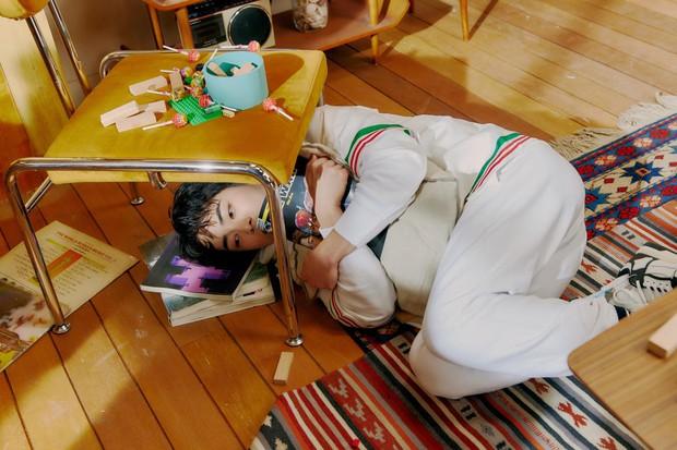 EXO tung ảnh comeback tự chụp cho nhau: Visual lão hóa ngược, tưởng ngầu mà hóa ra cute xỉu - Ảnh 4.