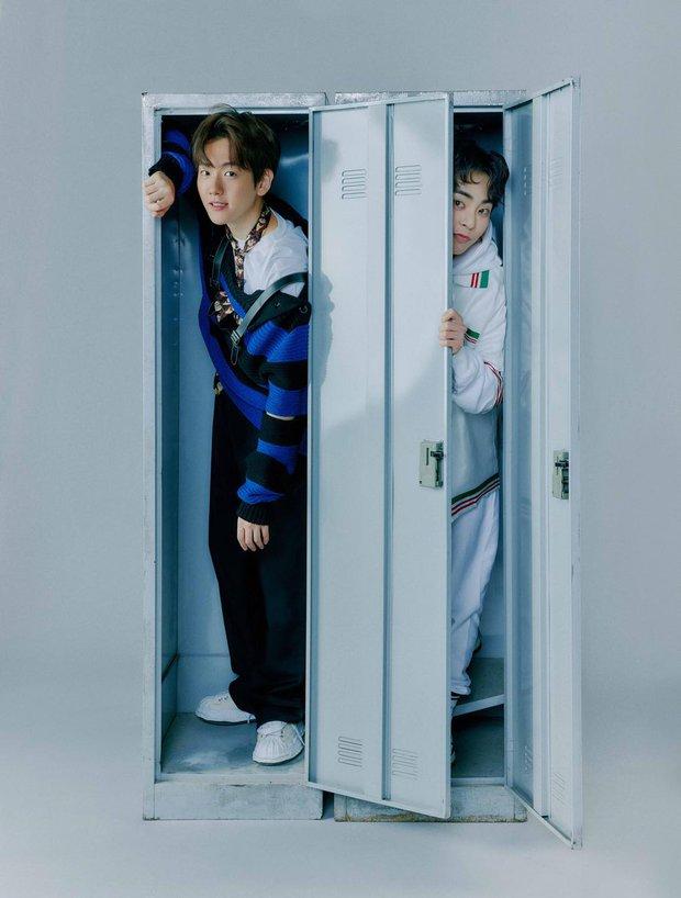 EXO tung ảnh comeback tự chụp cho nhau: Visual lão hóa ngược, tưởng ngầu mà hóa ra cute xỉu - Ảnh 28.