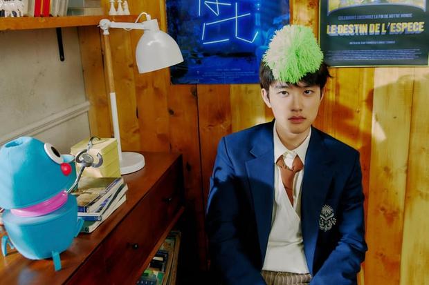 EXO tung ảnh comeback tự chụp cho nhau: Visual lão hóa ngược, tưởng ngầu mà hóa ra cute xỉu - Ảnh 19.