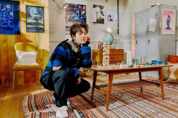EXO tung ảnh comeback tự chụp cho nhau: Visual lão hóa ngược, tưởng ngầu mà hóa ra cute xỉu - Ảnh 8.