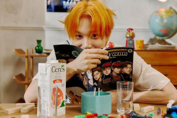 EXO tung ảnh comeback tự chụp cho nhau: Visual lão hóa ngược, tưởng ngầu mà hóa ra cute xỉu - Ảnh 16.