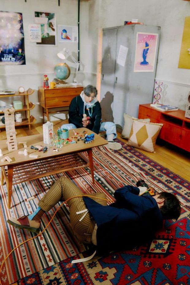 EXO tung ảnh comeback tự chụp cho nhau: Visual lão hóa ngược, tưởng ngầu mà hóa ra cute xỉu - Ảnh 30.