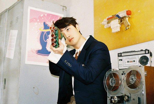 EXO tung ảnh comeback tự chụp cho nhau: Visual lão hóa ngược, tưởng ngầu mà hóa ra cute xỉu - Ảnh 18.