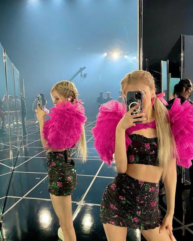 Rosé chọn loạt trang phục biểu diễn yêu thích nhất nhưng rất tiếc, không có lấy 1 bộ từ Saint Laurent... - Ảnh 6.