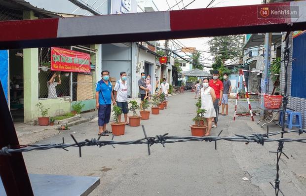 Góc cưng xỉu: Người dân Sài Gòn trong khu cách ly thi trồng cây táo, chờ táo nở hoa - Ảnh 5.