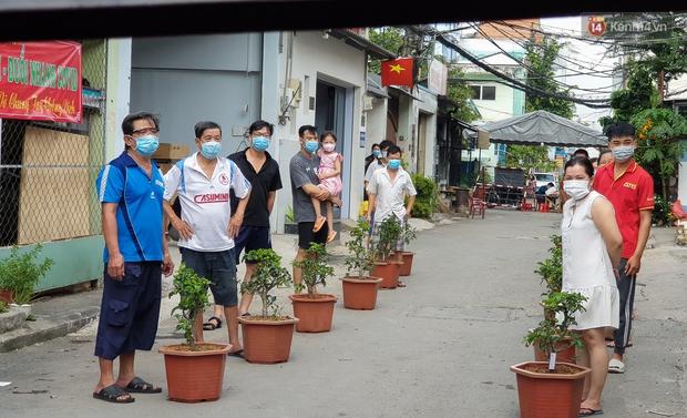 Góc cưng xỉu: Người dân Sài Gòn trong khu cách ly thi trồng cây táo, chờ táo nở hoa - Ảnh 7.