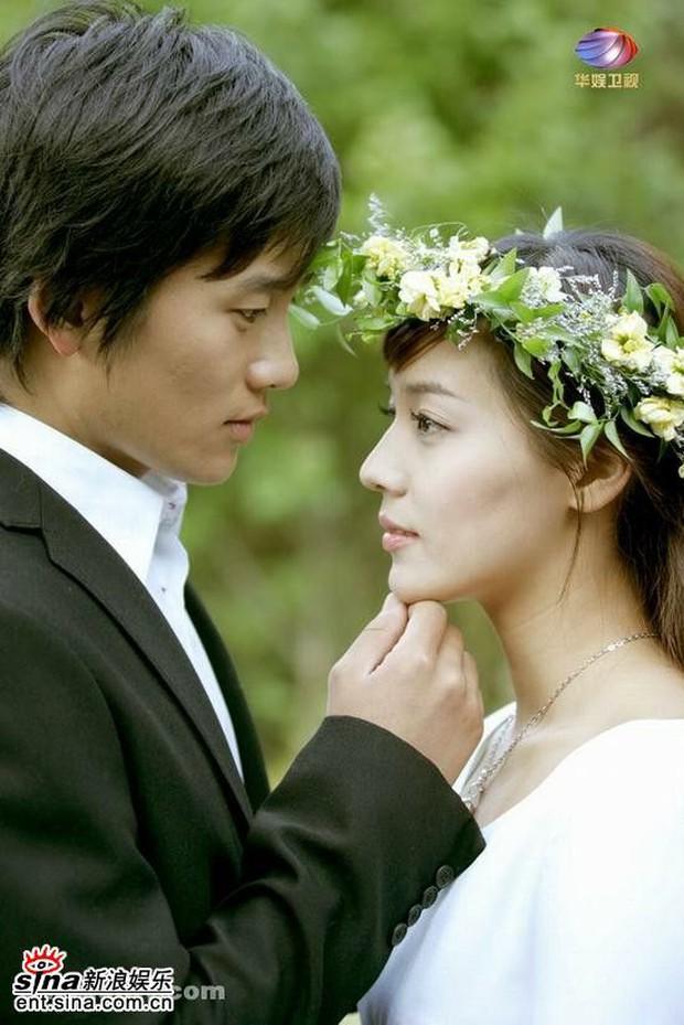 Mợ út tài phiệt của Mine Lee Bo Young: Hoa hậu bị gán mác tiểu tam, cự tuyệt tài tử Ji Sung rồi lại cùng chàng có kết đẹp như cổ tích - Ảnh 10.
