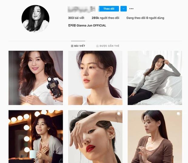 Sau thông tin ly hôn chấn động, tài khoản Instagram Jeon Ji Hyun mọc nhiều như nấm, nhưng sự thật lại khá bất ngờ! - Ảnh 4.