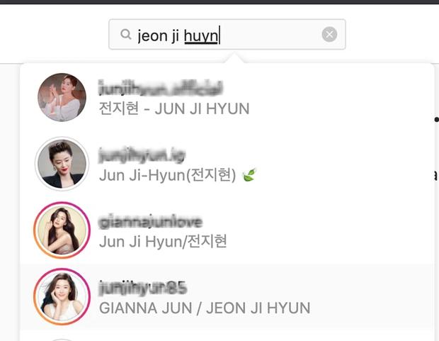 Sau thông tin ly hôn chấn động, tài khoản Instagram Jeon Ji Hyun mọc nhiều như nấm, nhưng sự thật lại khá bất ngờ! - Ảnh 2.
