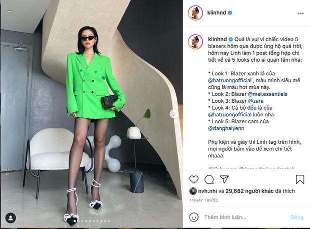 Quẩy trend xịn xò cực đã mắt đang hot trên TikTok, Cô em Trendy Khánh Linh lần đầu có video 5 triệu view - Ảnh 10.