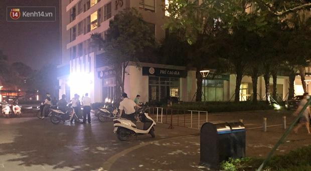Hà Nội: Phong toả tạm thời toà Park 7, Times City do có ca dương tính SARS-CoV-2 - Ảnh 1.