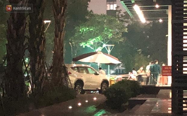 Hà Nội: Phong toả tạm thời toà Park 7, Times City do có ca dương tính SARS-CoV-2 - Ảnh 2.