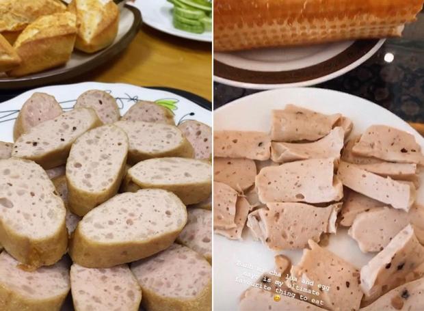 """Tiên Nguyễn khoe đồ ăn vặt """"sương sương"""", netizen ganh tị ăn thế vẫn xinh lạ ghê! - Ảnh 3."""