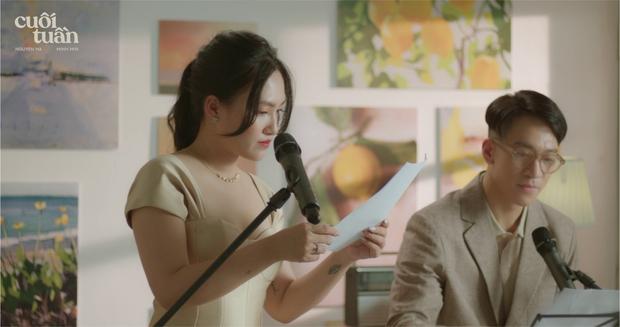 Nguyên Hà - Minh Min kể chuyện hẹn hò cuối tuần của Mẫn Tiên và bạn trai: Lượn vòng Hồ Tây, uống cốc nước sấu cũng tình bể bình - Ảnh 7.
